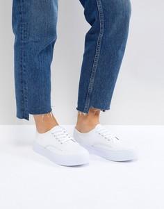 Кроссовки на массивной подошве Blink - Белый