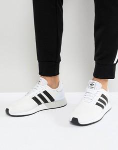 Белые кроссовки adidas Originals N-5923 AH2159 - Черный