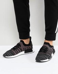 Черные кроссовки adidas Originals NMD R1 STLT CQ2386 - Черный