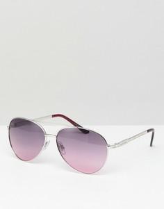Солнцезащитные очки-авиаторы Carvela - Розовый