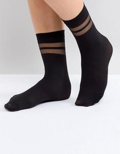Носки в полоску Gipsy - Черный