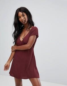Пляжное платье Zulu & Zephyr - Красный