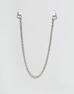 Цепочка на джинсы Chained & Able - Серебряный