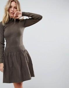 Свободное платье Deby Debo Lester - Черный