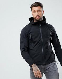 Куртка на молнии с капюшоном Religion - Черный