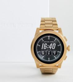 Золотистые смарт-часы Michael Kors Access MKT5026 Grayson - Золотой