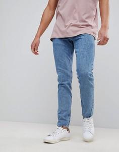 Выбеленные зауженные джинсы Levis 512 - Синий Levis®