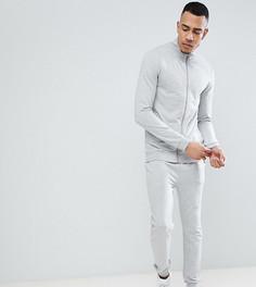 Спортивный костюм скинни ASOS TALL - Серый