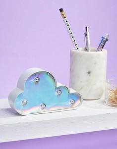 Маленький светильник в форме облака Typo - Мульти