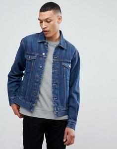 Джинсовая куртка Calvin Klein Jeans - Синий