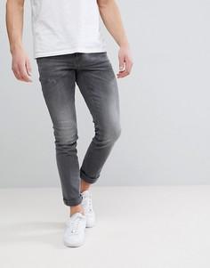 Серые джинсы скинни Blend Cirrus - Синий