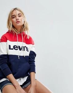 Худи колор блок Levis Vintage - Белый Levis®