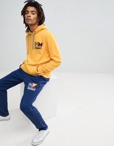 Синие джоггеры с логотипом Tommy Jeans - Синий Hilfiger Denim