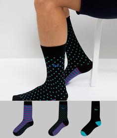 3 пары носков Pringle Melrose - Мульти