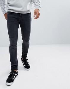 Темные джинсы скинни Cheap Monday - Черный