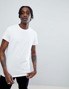 Белая узкая футболка Cheap Monday Unity - Белый