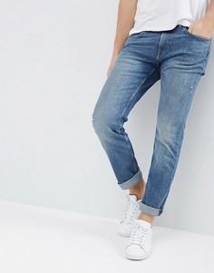 Светлые узкие джинсы Esprit - Синий