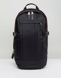 Рюкзак объемом 21 литр с контрастной подкладкой Eastpak Extra Floid - Черный