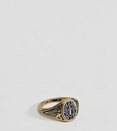 Золотистое кольцо на мизинец Reclaimed Vintage Inspired эксклюзивно для ASOS - Золотой