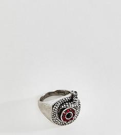 Кольцо Reclaimed Vintage Inspired эксклюзивно для ASOS - Серебряный