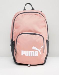 Розовый рюкзак Puma Phase 07358928 - Розовый