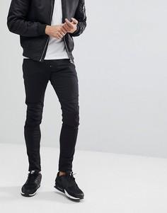 Темные джинсы узкого кроя G-Star 5620 3D - Темно-синий