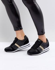 Кроссовки Versace Jeans - Черный