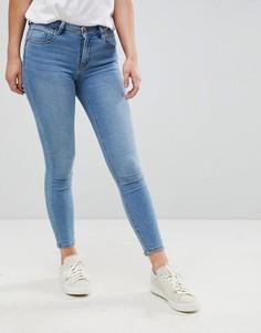 Зауженные джинсы пуш-ап Only - Синий