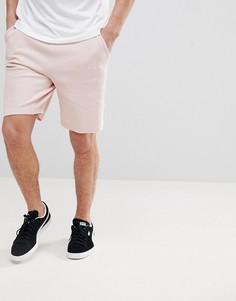 Трикотажные шорты Puma - Розовый