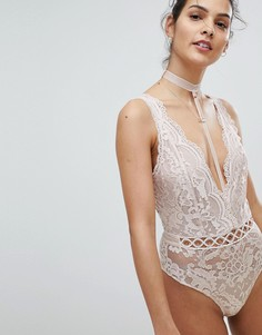 Боди Ann Summers Oregon - Розовый
