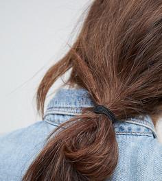 Набор резинок для волос (10 шт.) ASOS - Черный