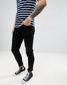 Черные джинсы узкого кроя Farah Howells - Черный