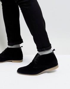 Черные дезерты Burton Menswear - Черный