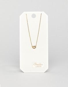 Ожерелье Orelia Valentines - Золотой