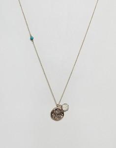 Ожерелье с подвесками Liars & Lovers - Золотой