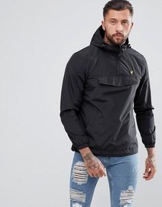 Черная куртка Lyle & Scott - Черный