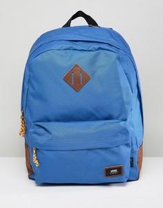 Синий рюкзак Vans Old Skool Plus - Синий