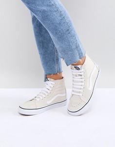 Высокие кроссовки Vans - Кремовый