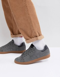 Темно-серые кроссовки Etnies Callicut LS - Серый