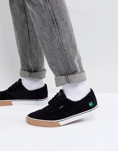 Кроссовки Etnies Jameson Vulc x Pyramid Country - Черный