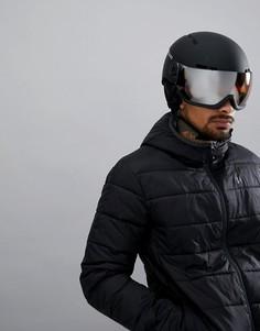 Черный лыжный шлем Head Knight - Черный