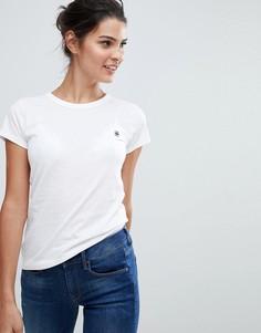 Классическая футболка G-Star - Белый
