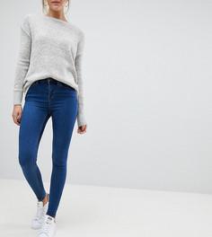 Супермягкие зауженные джинсы New Look - Черный