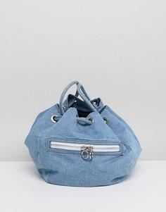 Джинсовая сумка Gestuz - Синий