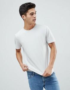 Светло-серая футболка New Look - Серый