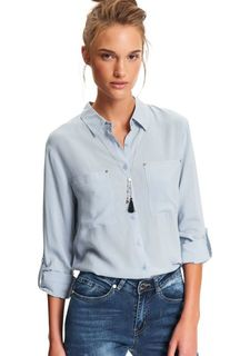 Блузка с длинным рукавом Top Secret