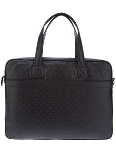 сумка для ноутбука с логотипом Emporio Armani