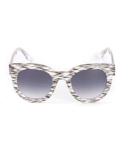 солнечные очки в толстой оправе Thierry Lasry