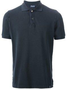 классическая футболка-поло   Drumohr