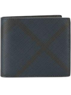 складной бумажник Burberry